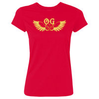 OG Ladies Performance Tees (Yellow Gold)  Thumbnail