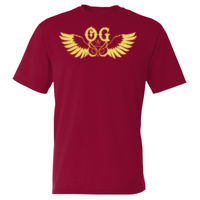 OG Performance Tees (Yellow Gold)  Thumbnail
